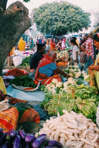 Siraha local market