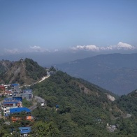 Can you get starstruck by nature? Cuz I freaked out a little when I saw the Himalayas!!
