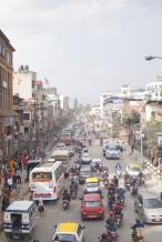 The charming chaos of Kathmandu