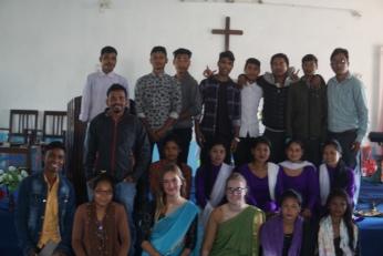Church fellowship